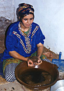 argan oil artisanal extraction