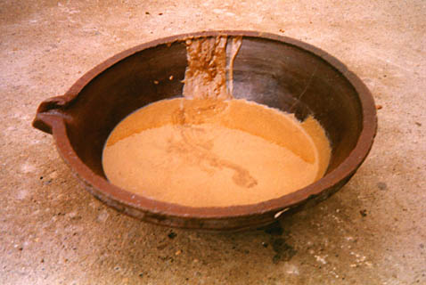 argan oil extraction