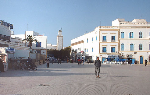 Moulay Elhassan Square